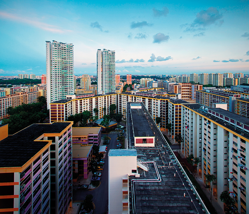 Buying and selling homes in Singapore directly