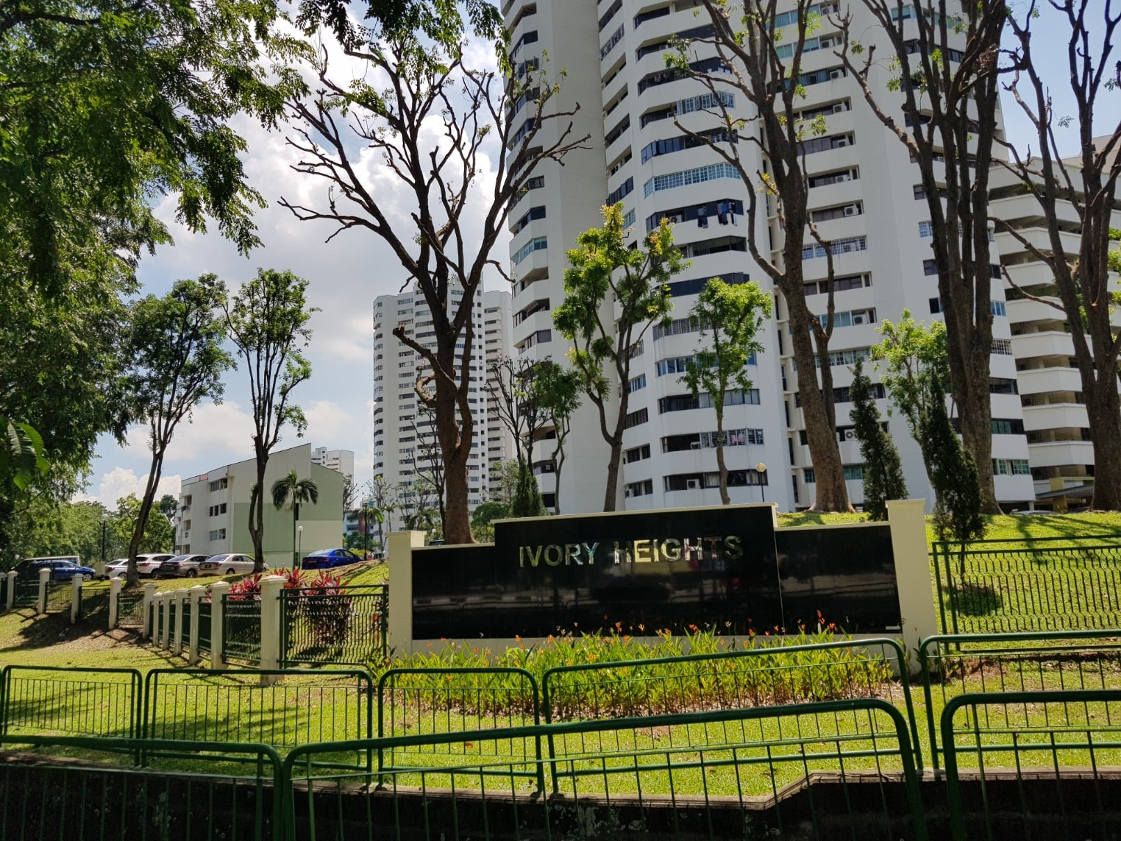 Ivory heights stacked homes en bloc potential