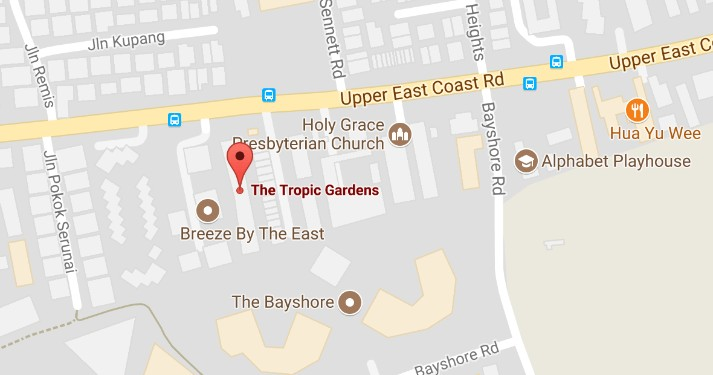 the tropic gardens en bloc