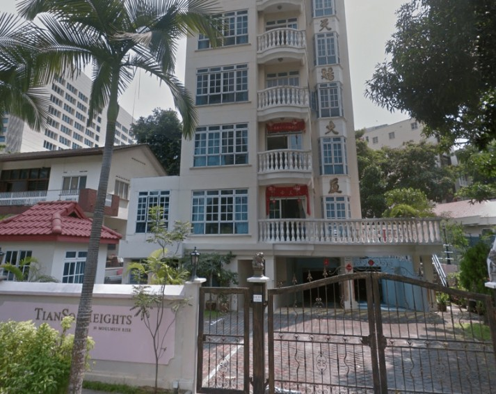 tianso heights en bloc