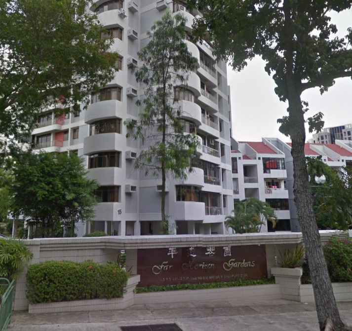 far horizon gardens en bloc