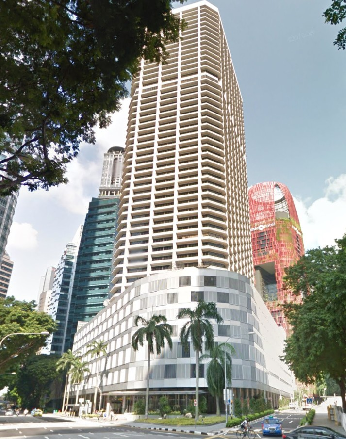 international plaza en bloc