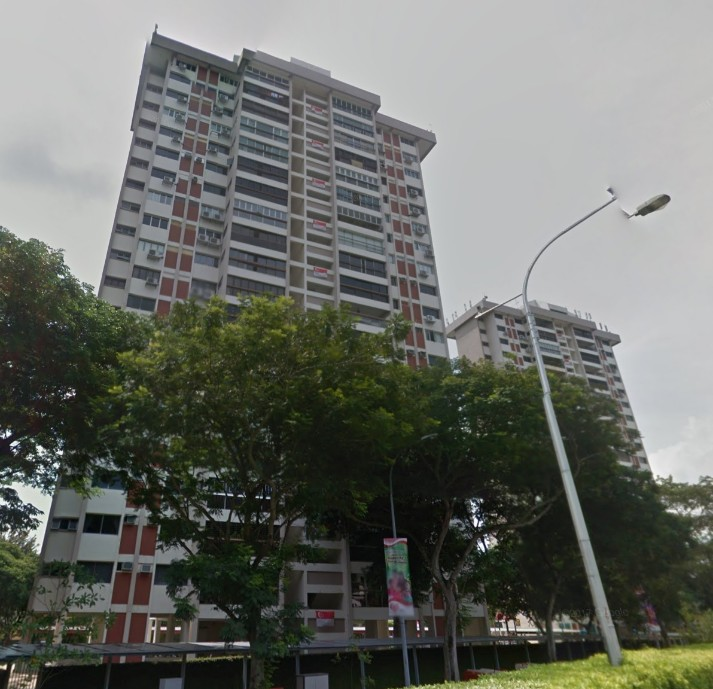lutheran towers en bloc