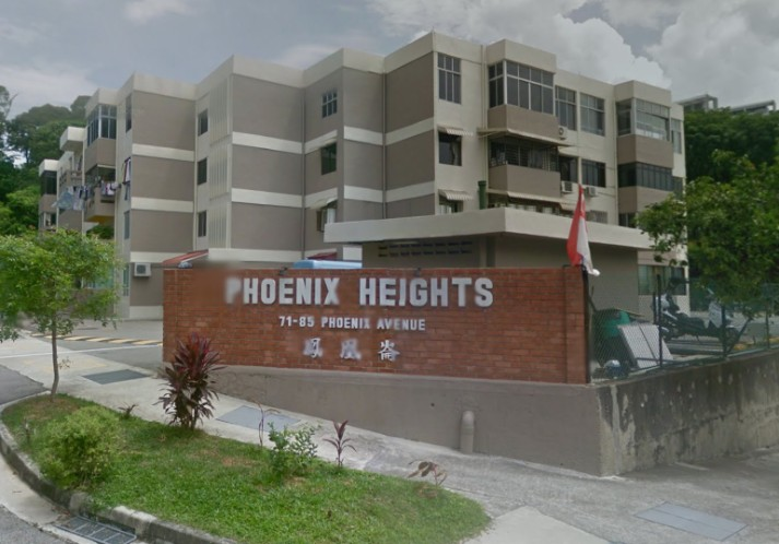 phoenix heights en bloc