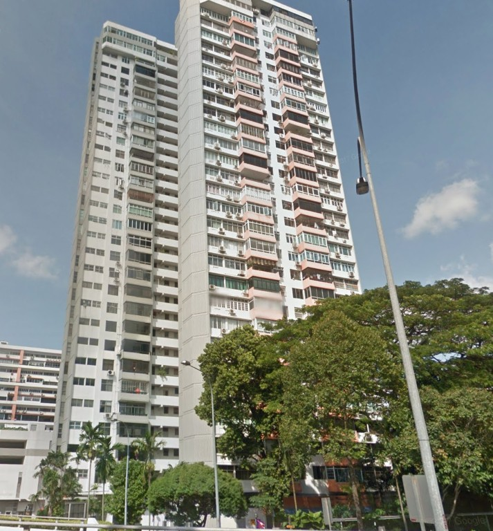 sherwood towers en bloc