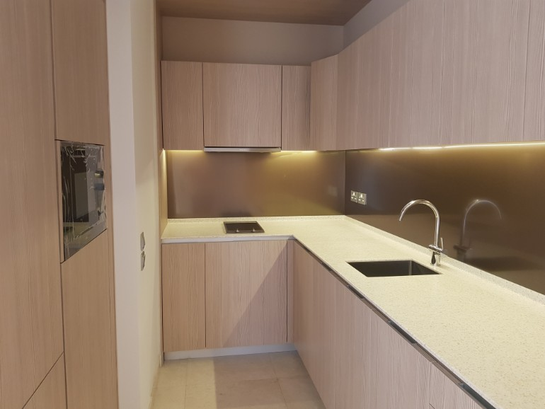 duo residences kitchen