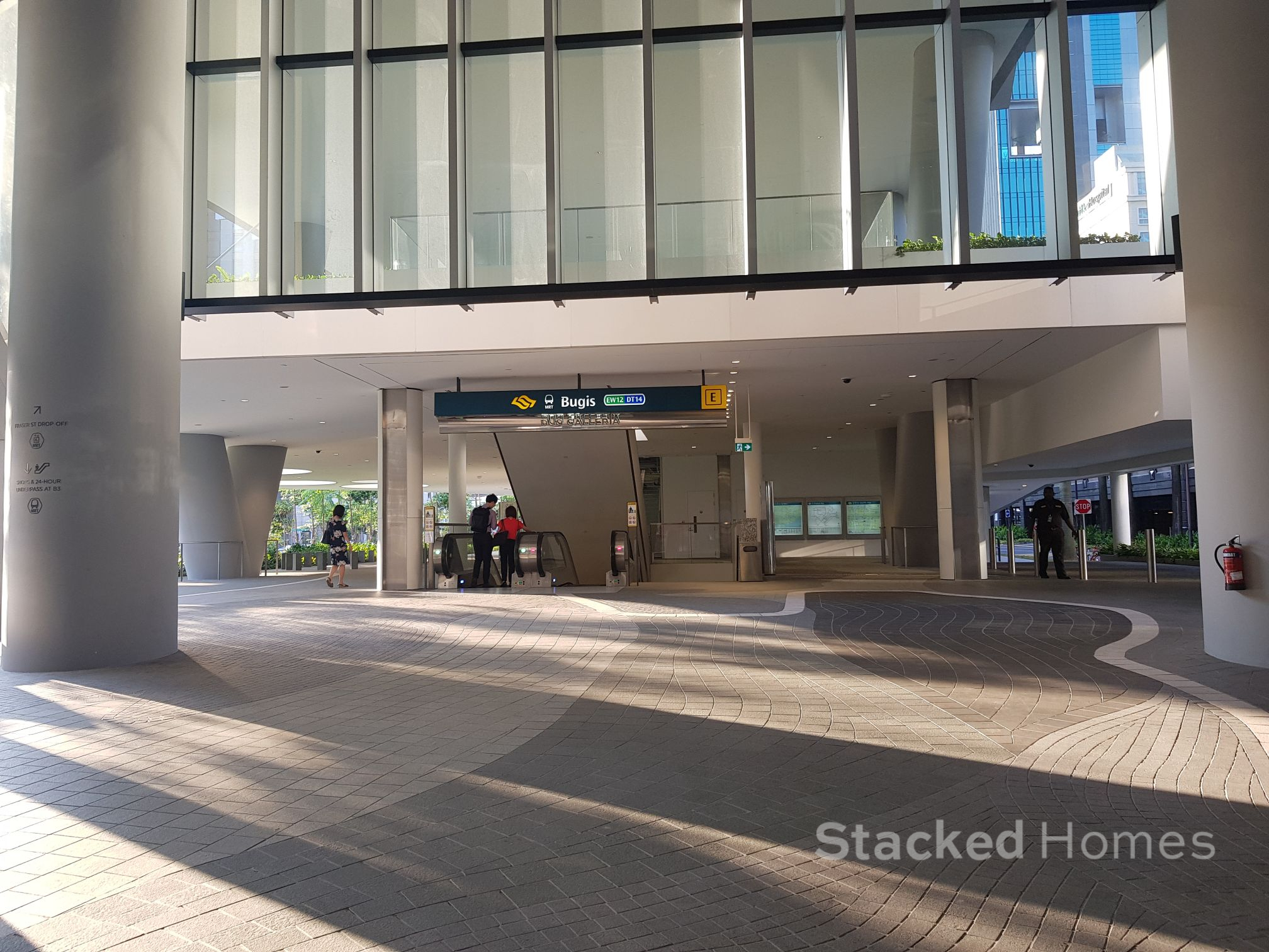 Duo Residences Review Bugis mrt station