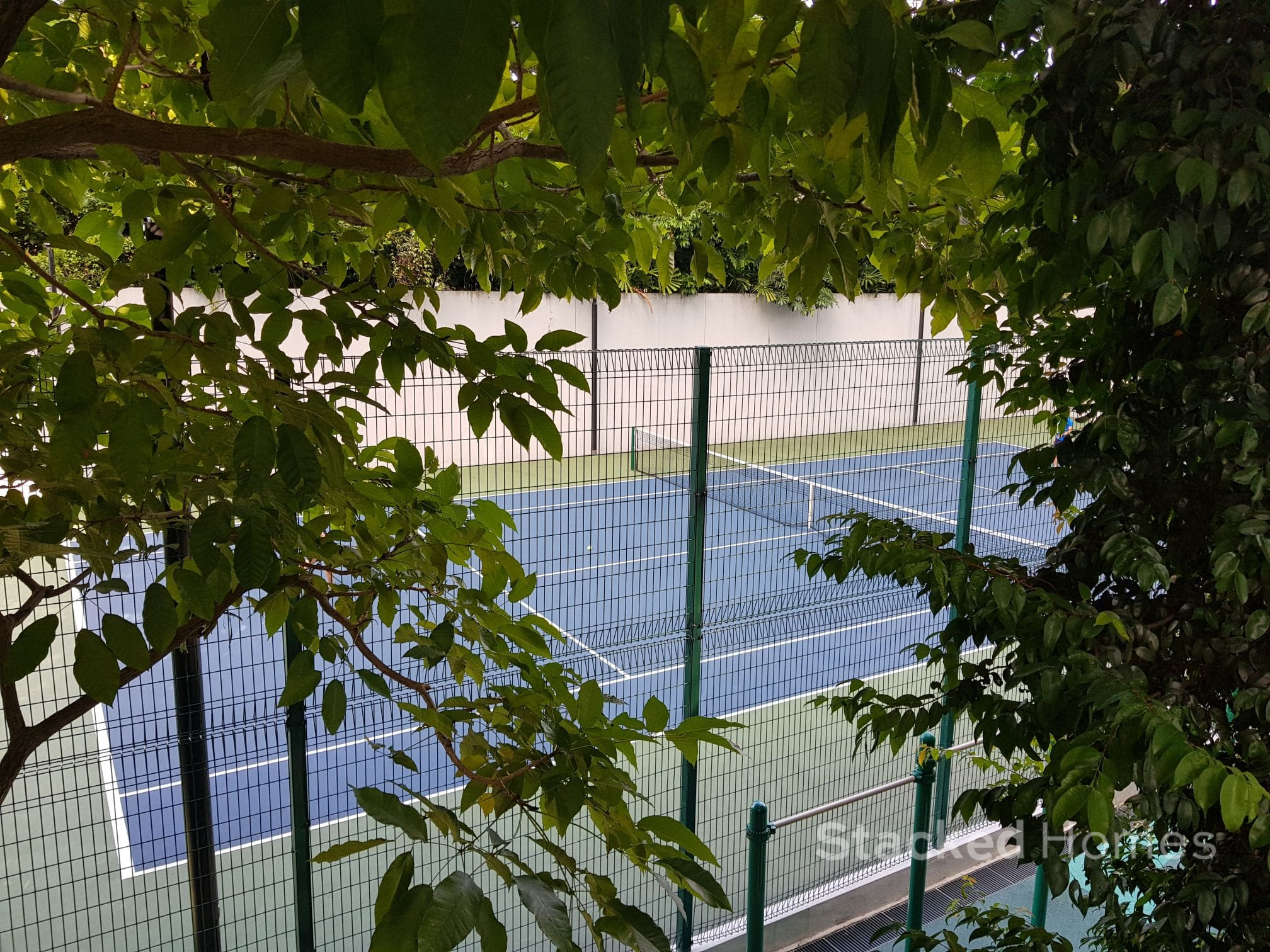 interlace condo tennis courts