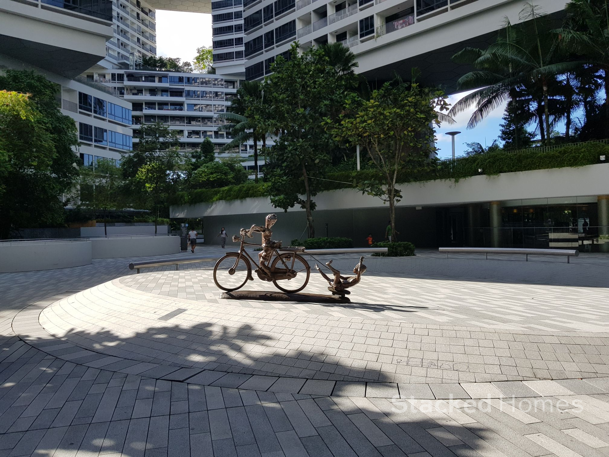 the interlace condo facilities