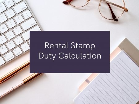 rental stamp duty calculation singapore