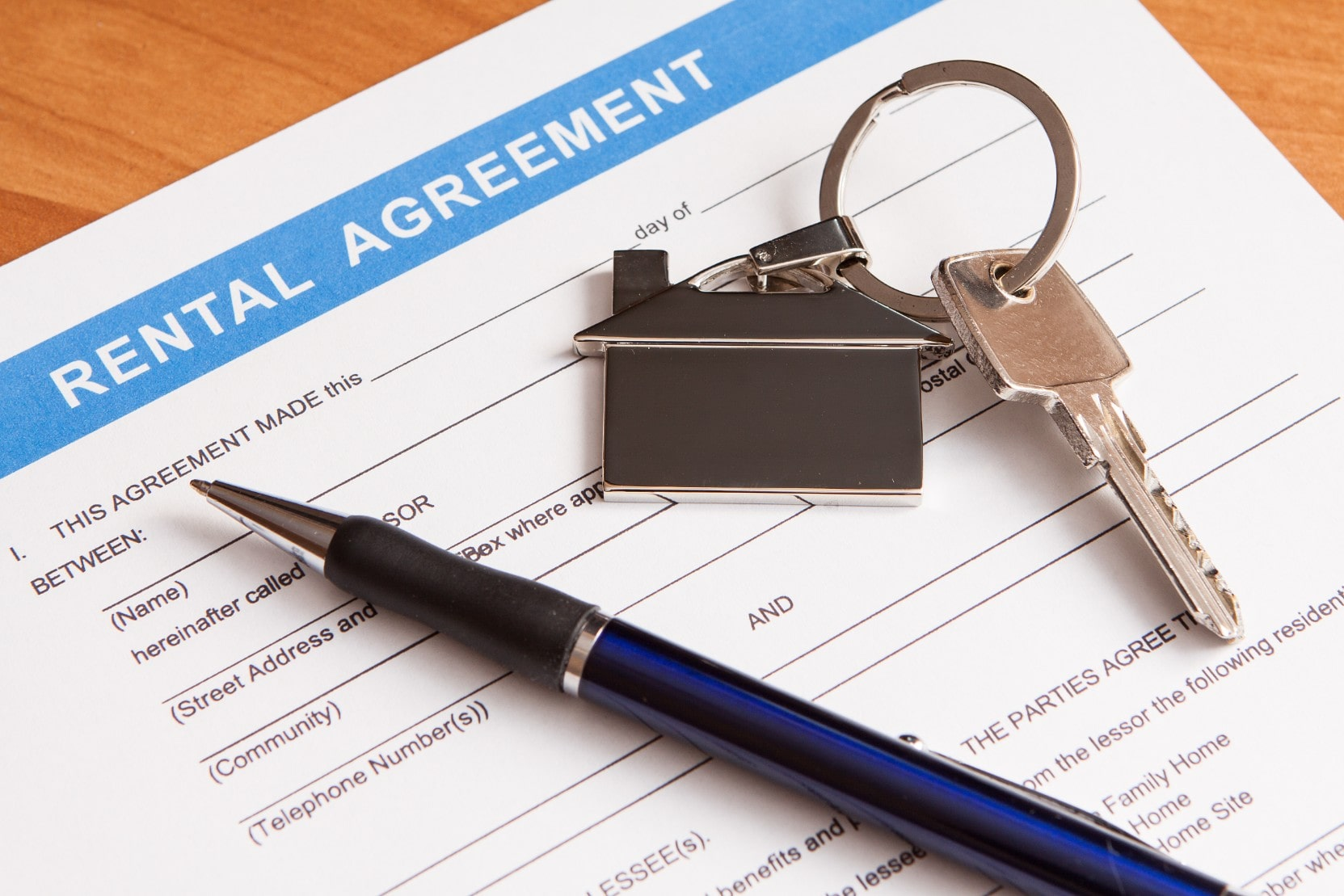 agent fee for rental renewal