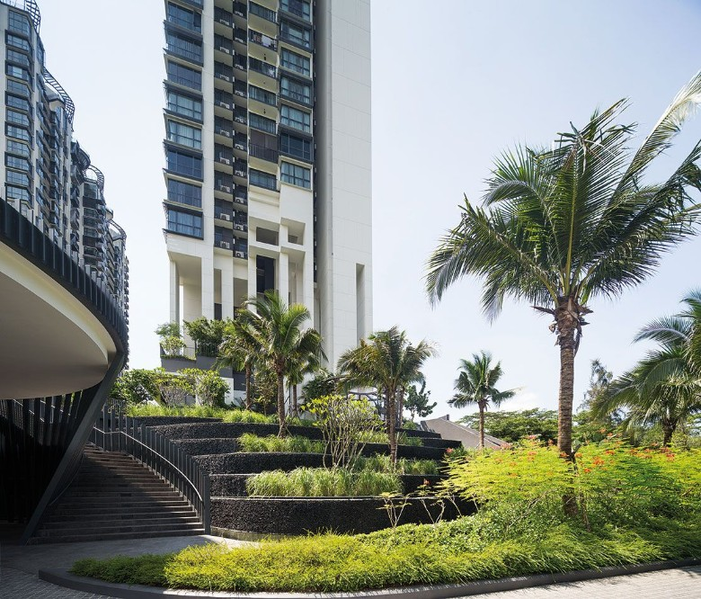 foresque residences beautiful condo