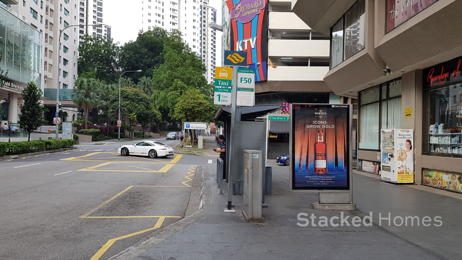 orchard towers bus stop