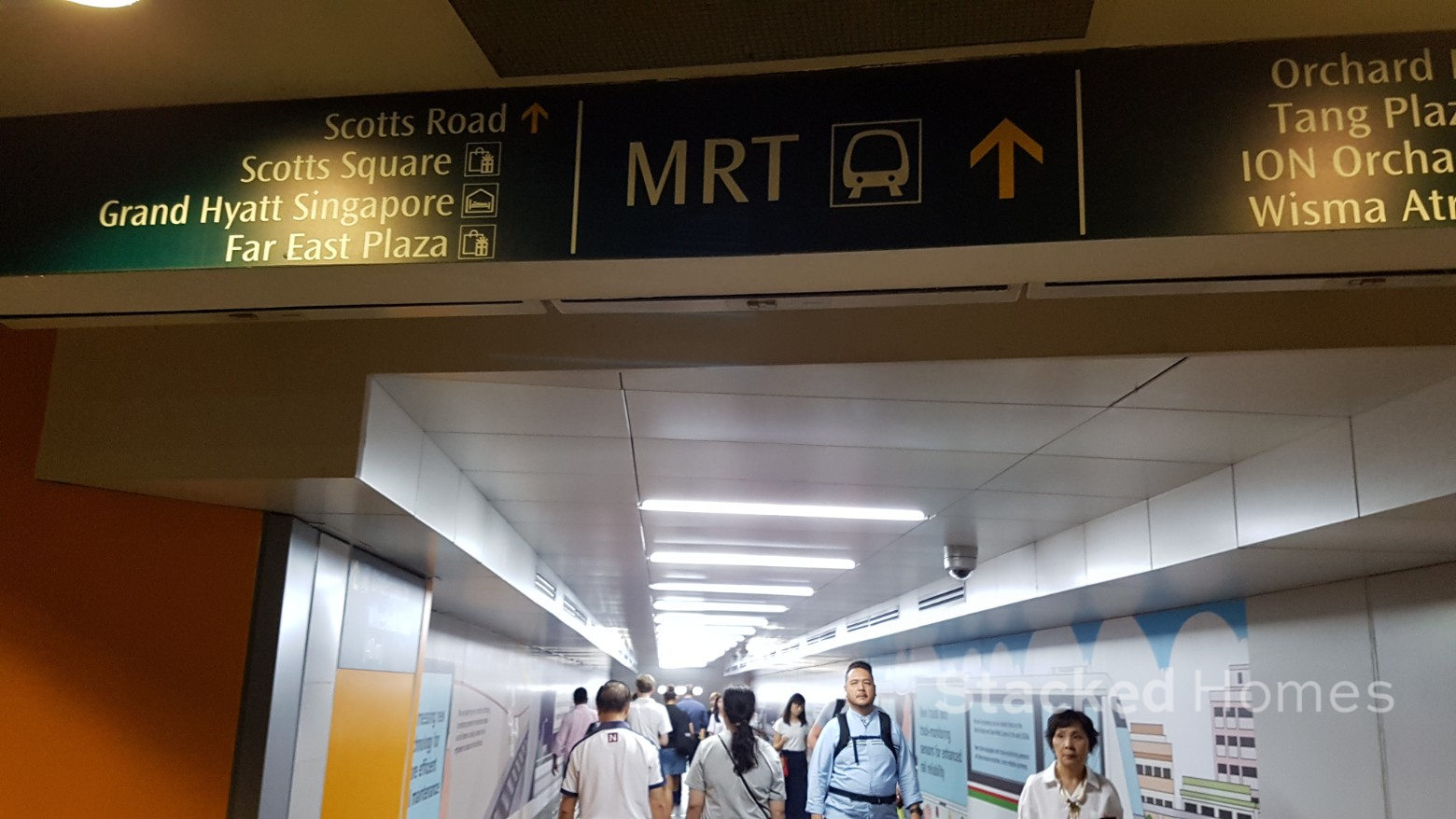 orchard towers mrt