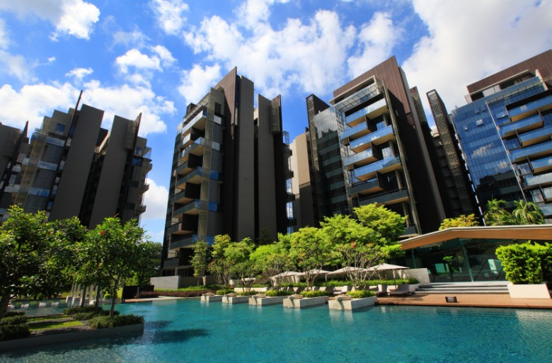 leedon residence property developers in singapore