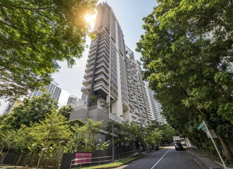 oxley holdings property developers in singapore