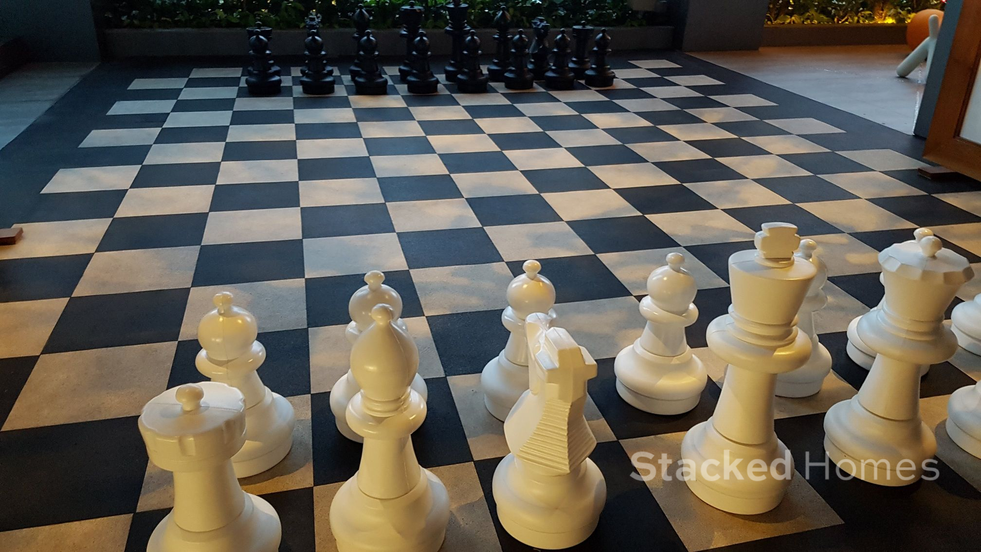 south beach chess