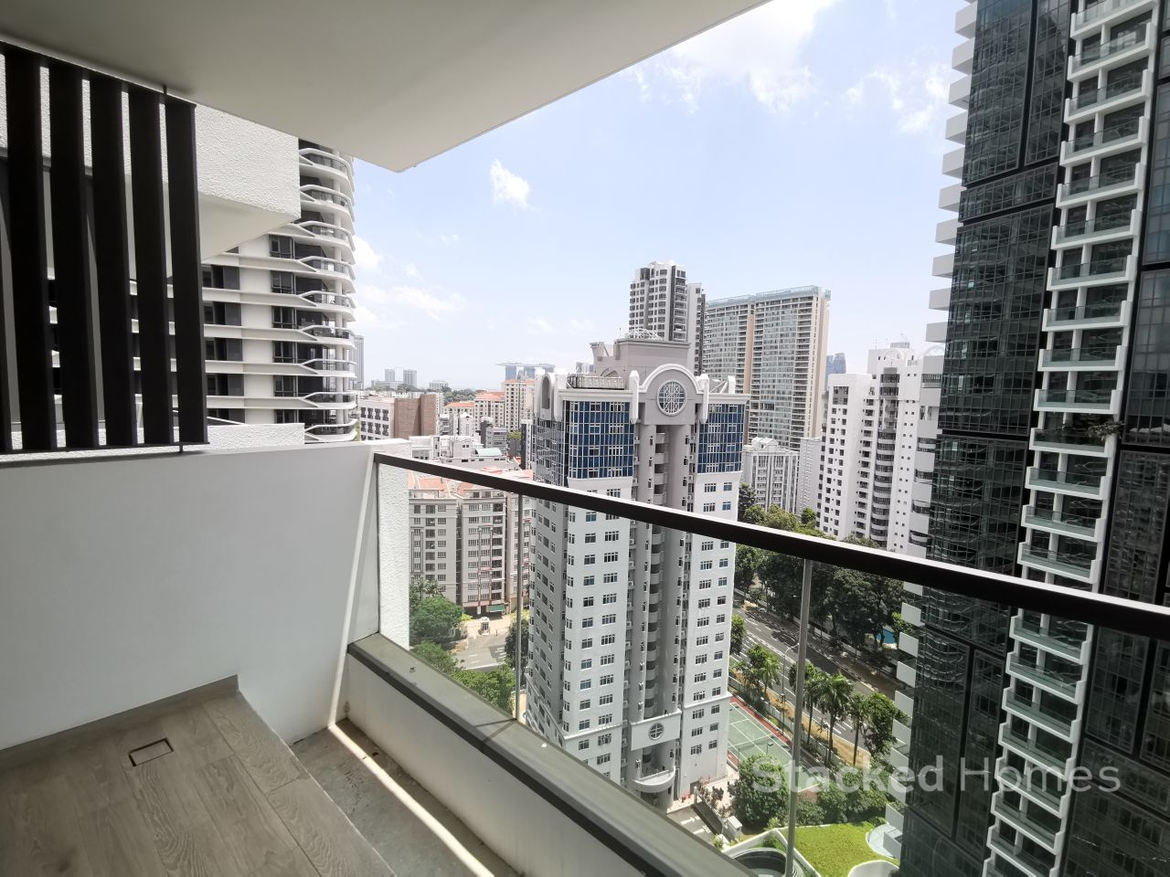 8 st thomas 2 bedroom balcony