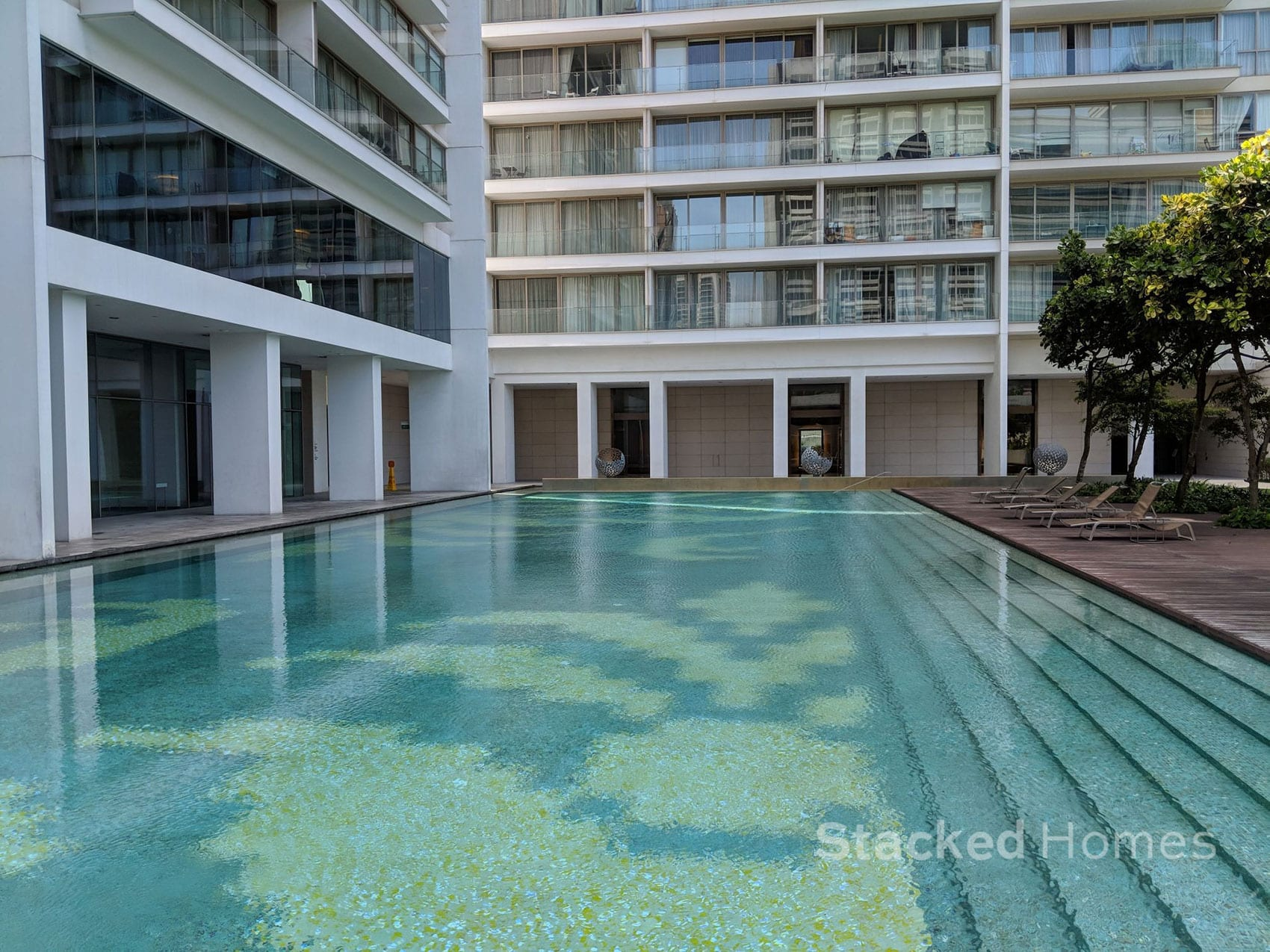 scotts square condo swimming pool