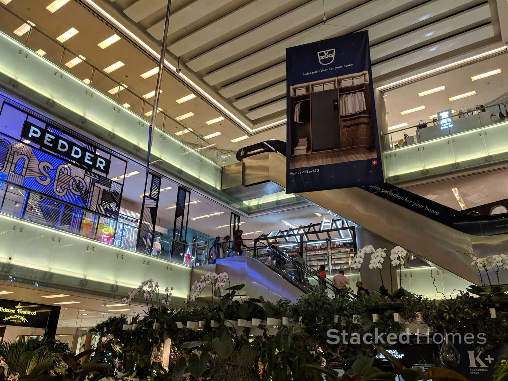 scotts square shopping mall