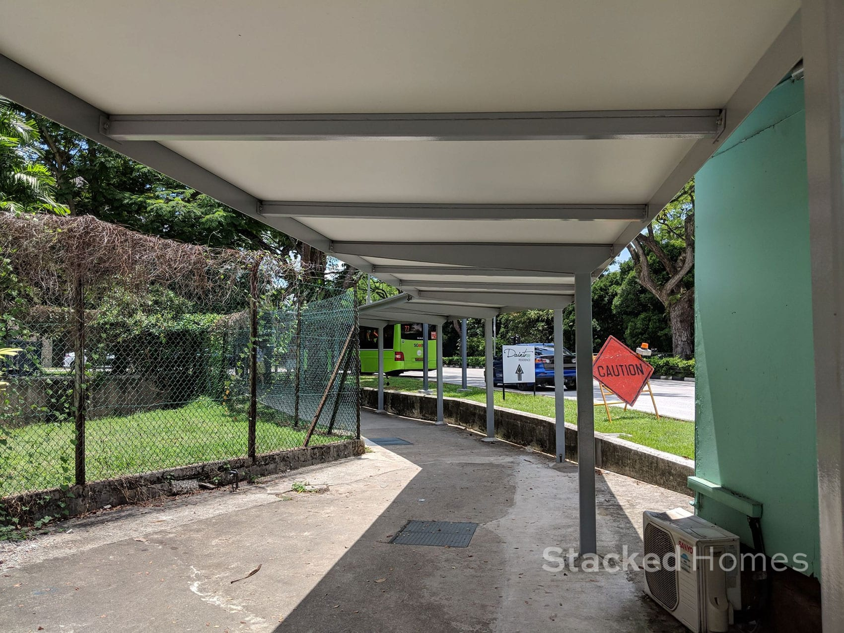 fifth avenue condo sheltered to mrt