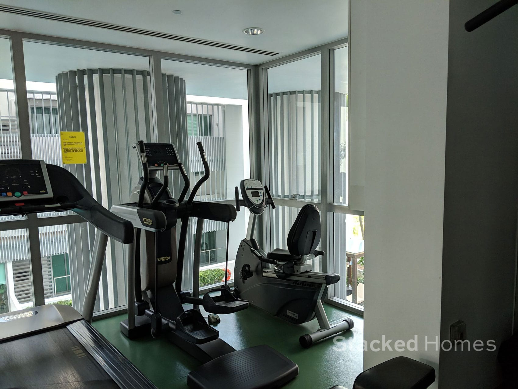 regency suites gym
