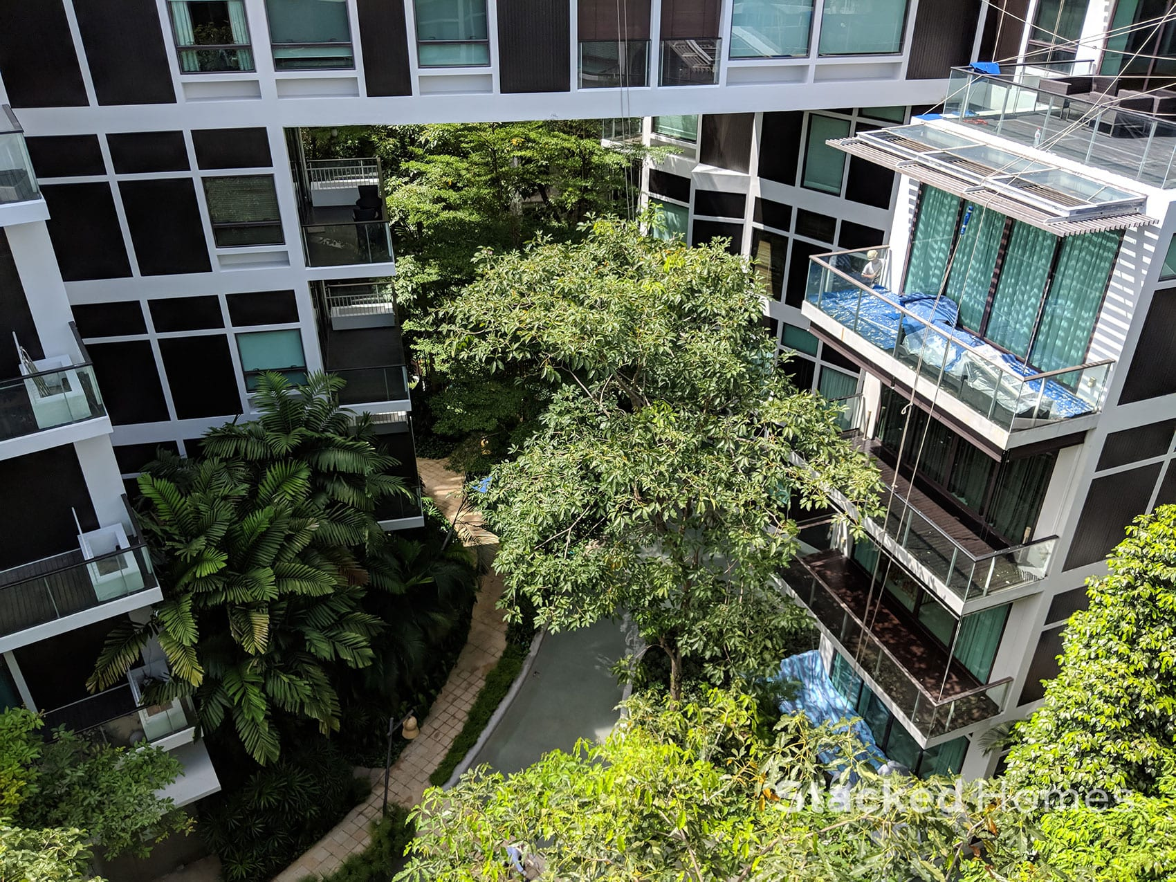 belle vue residences view
