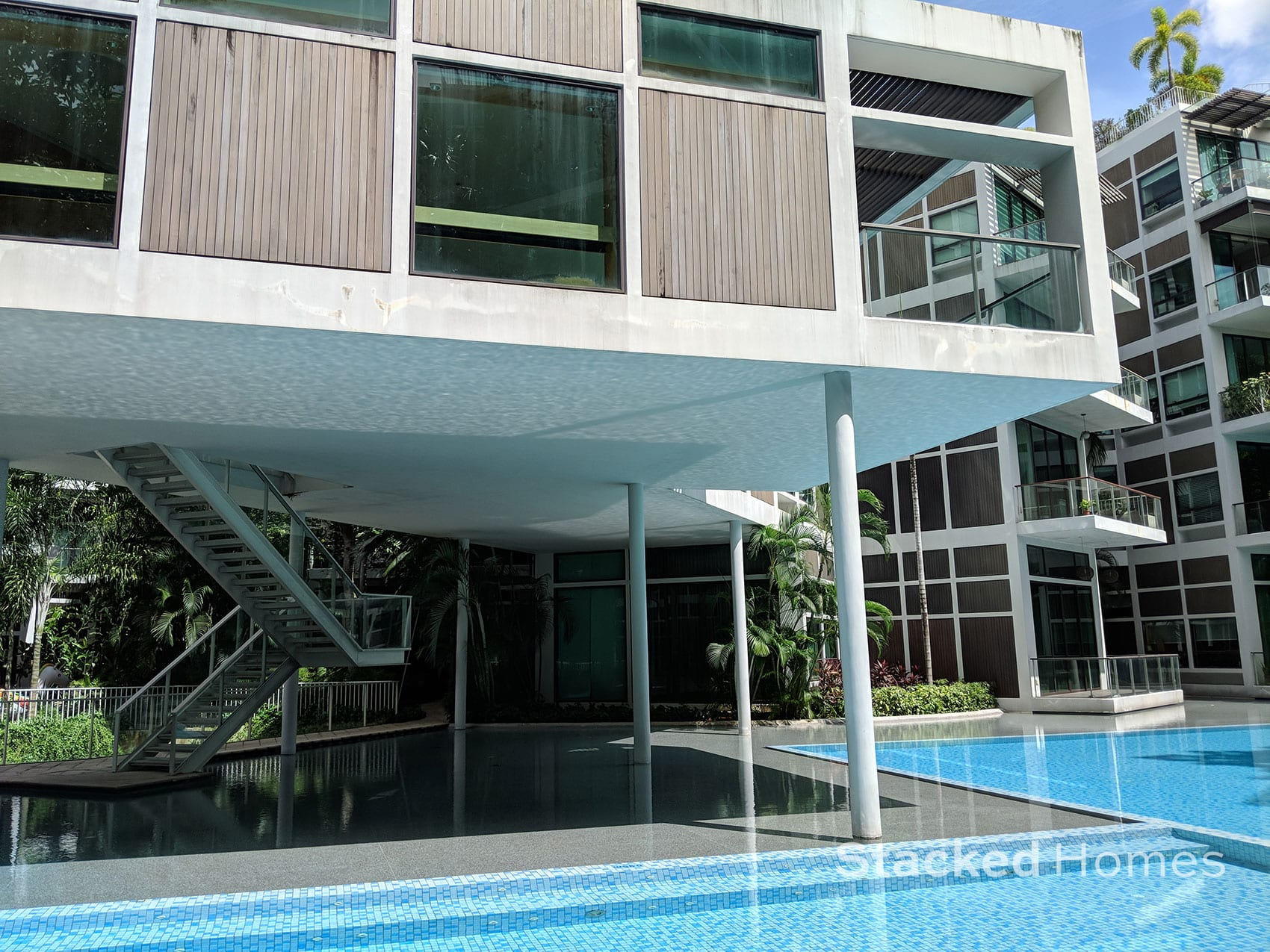 belle vue residences kids pool