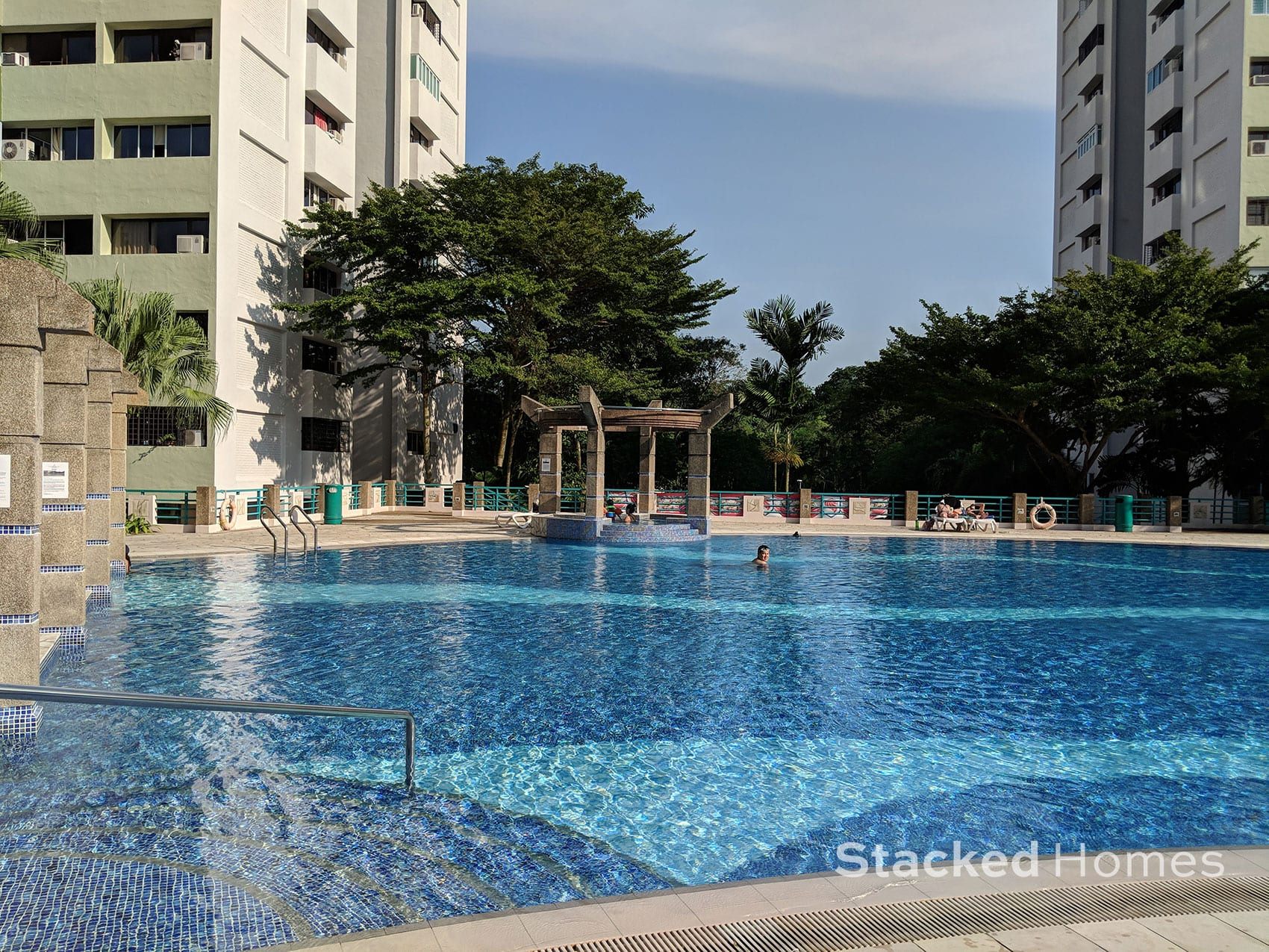 pine grove condo swimming pool