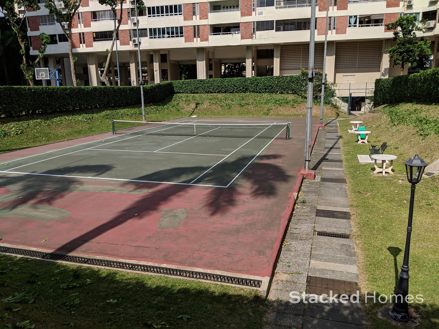 pandan valley tennis court