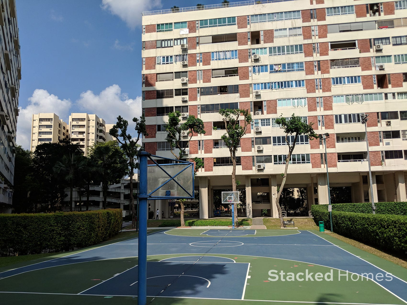 pandan valley basketball court