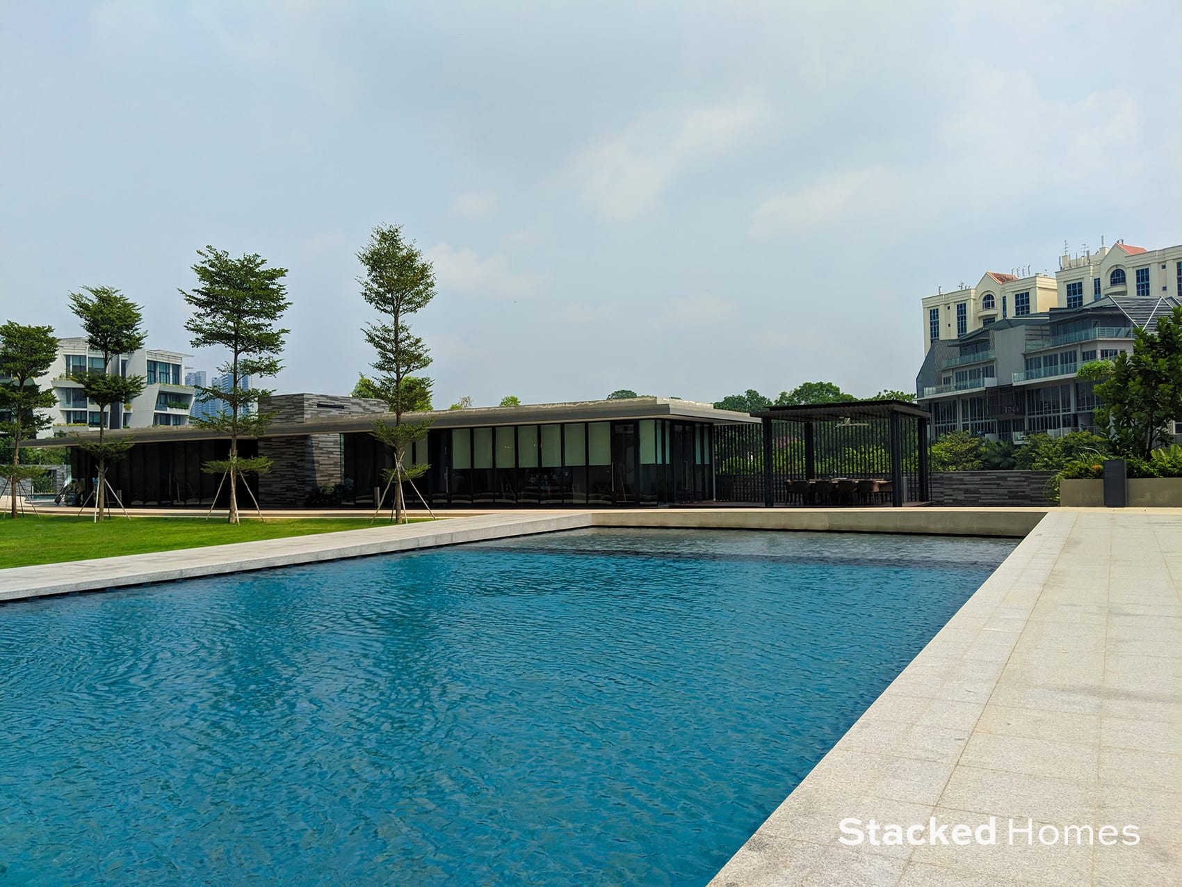 Principal garden main Swimming pool