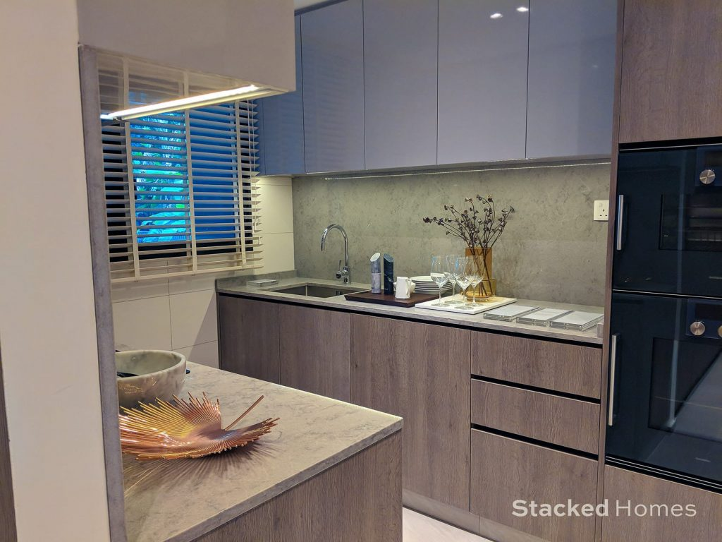 avenue south residence peak collection wet kitchen