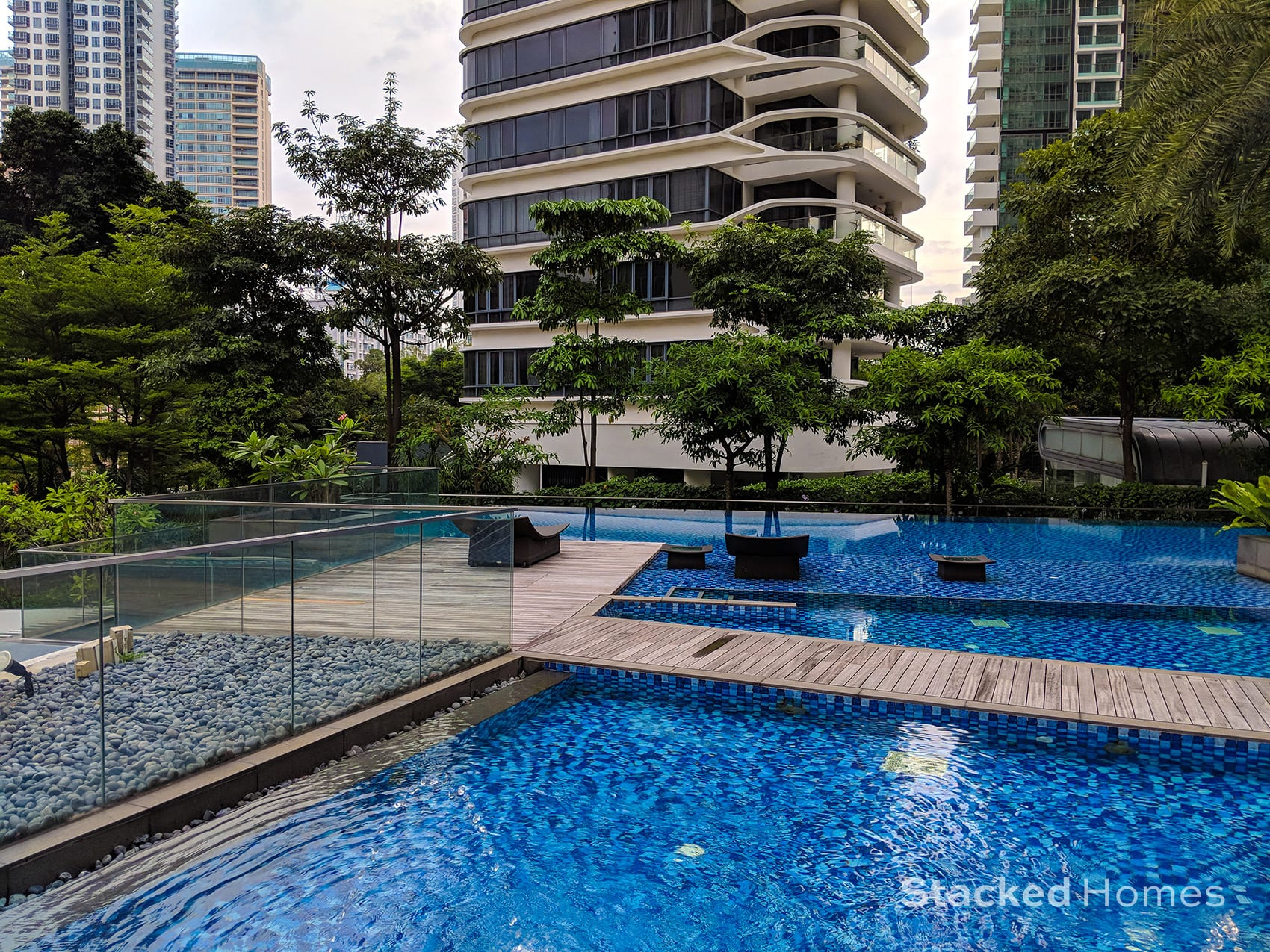 espada condo pool view