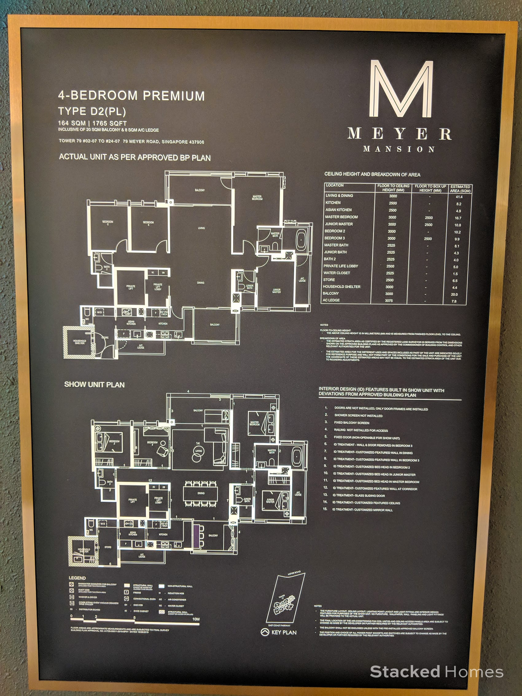 meyer mansion 4 bedroom premium layout