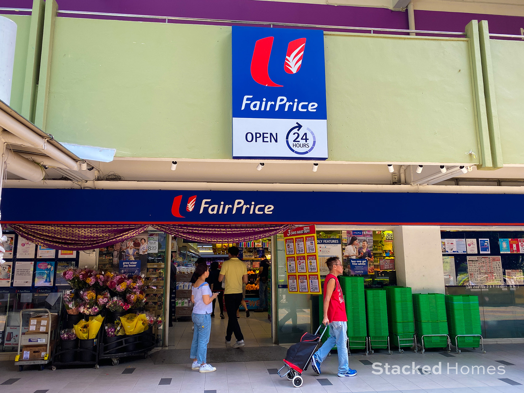 ntuc fair price tanjong pagar