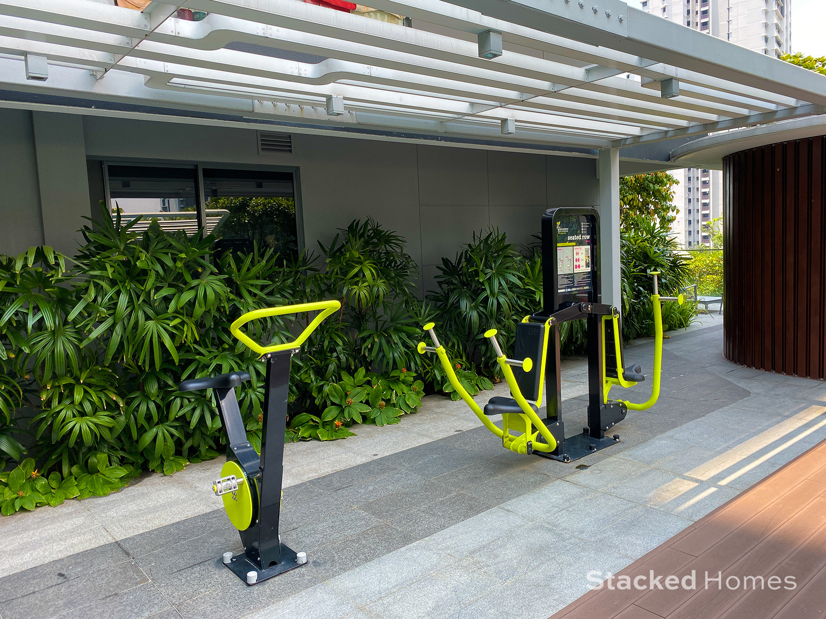 onze tanjong pagar outdoor fitness station