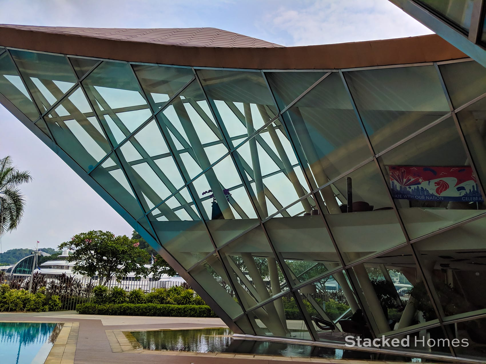 reflections at keppel bay clubhouse level