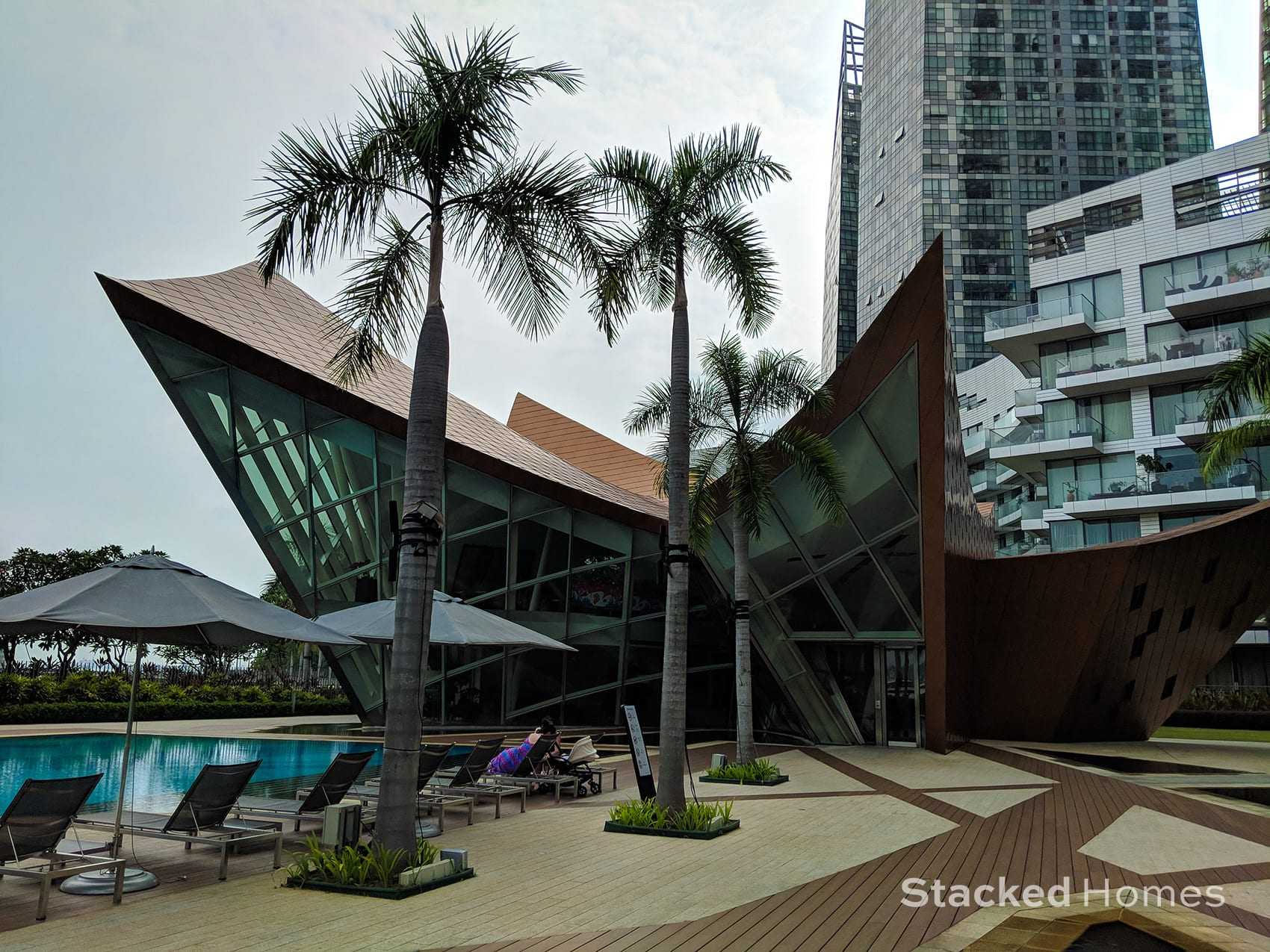 reflections at keppel bay clubhouse