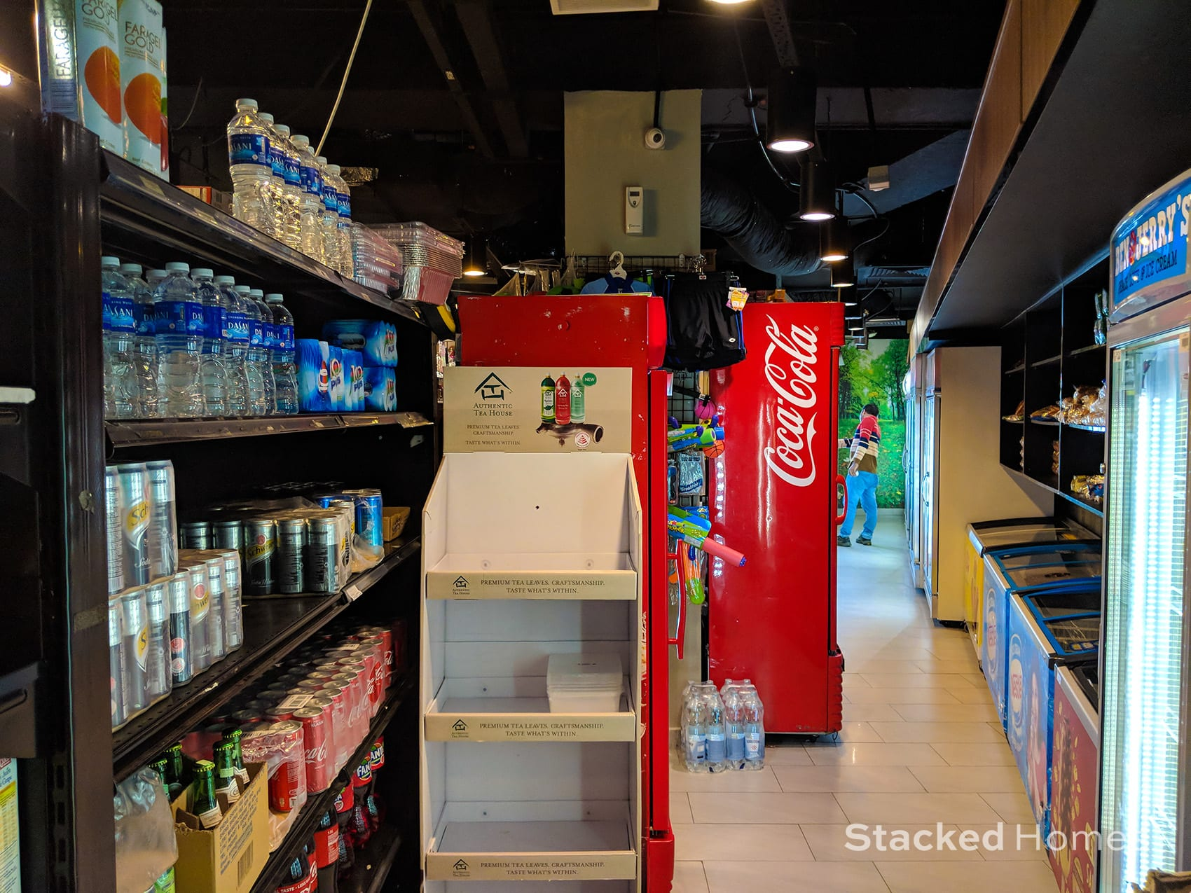 reflections at keppel bay grocer shop