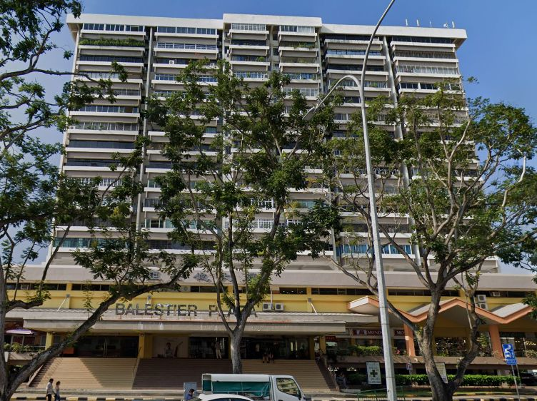 balestier plaza commercial