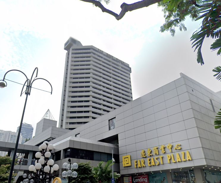 far east plaza residences commercial