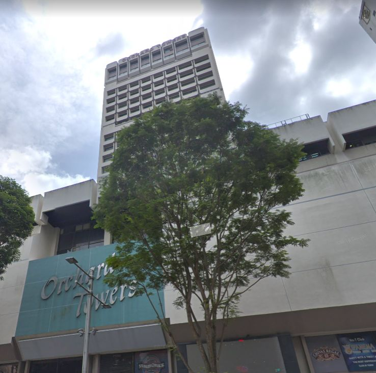 orchard towers commercial