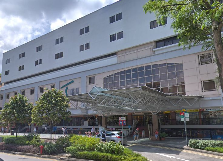 tanglin shopping centre