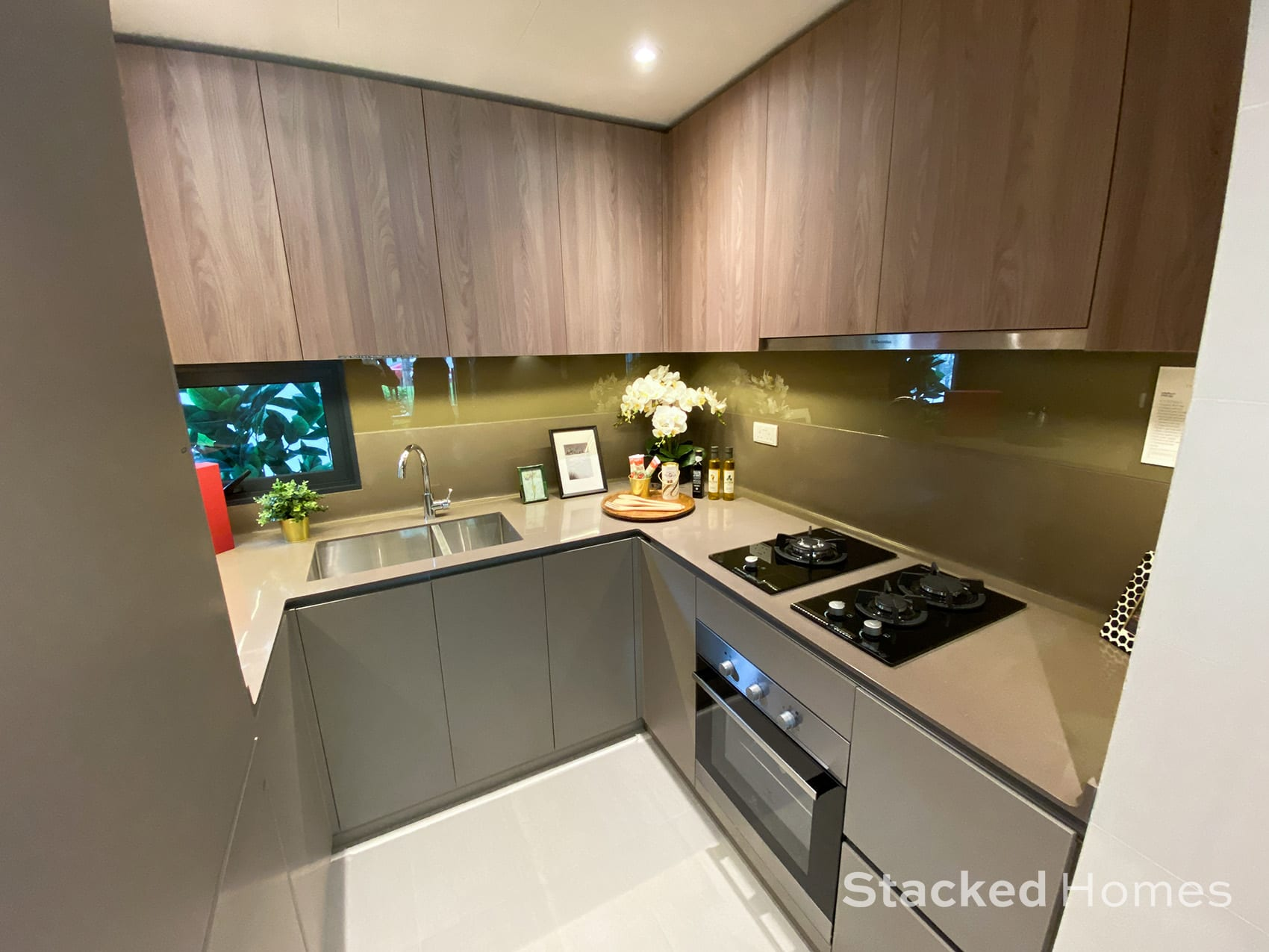 The jovell 3 bedroom kitchen