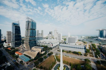 singapore integrated developments