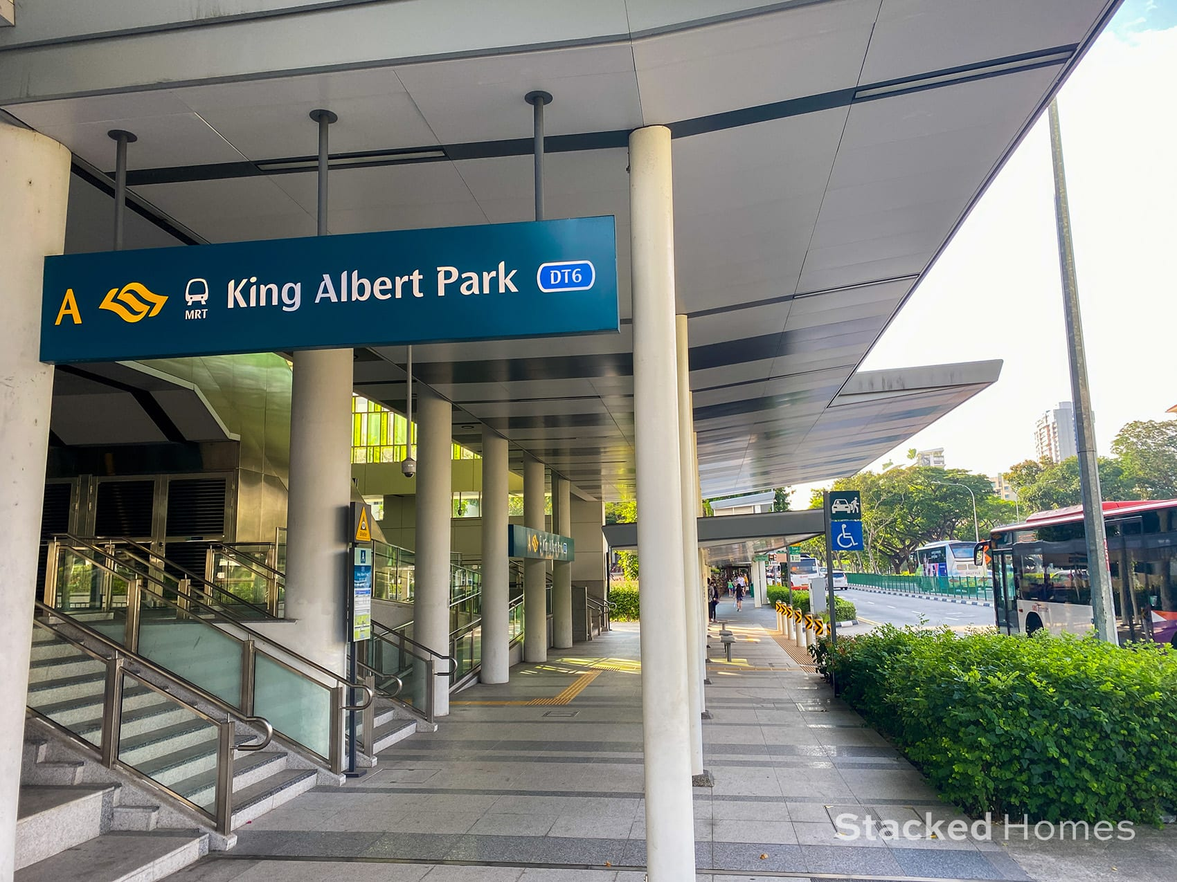 king albert park mrt