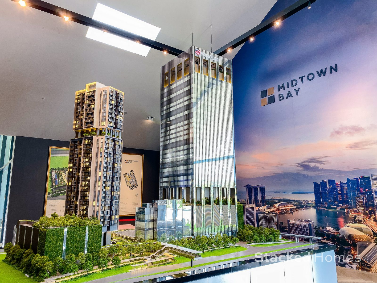 Midtown Bay Condo Singapore