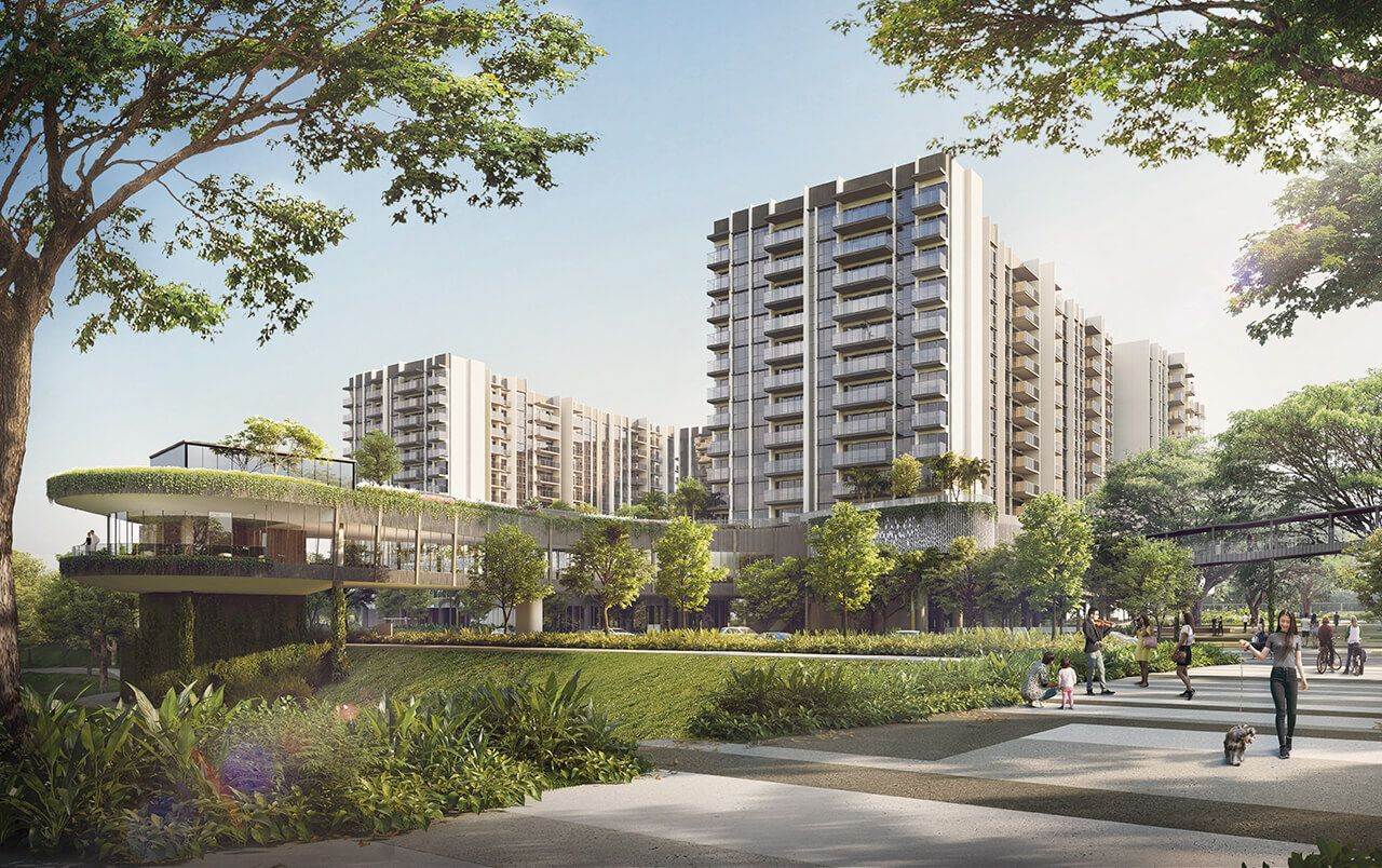 woodleigh residences integrated developments