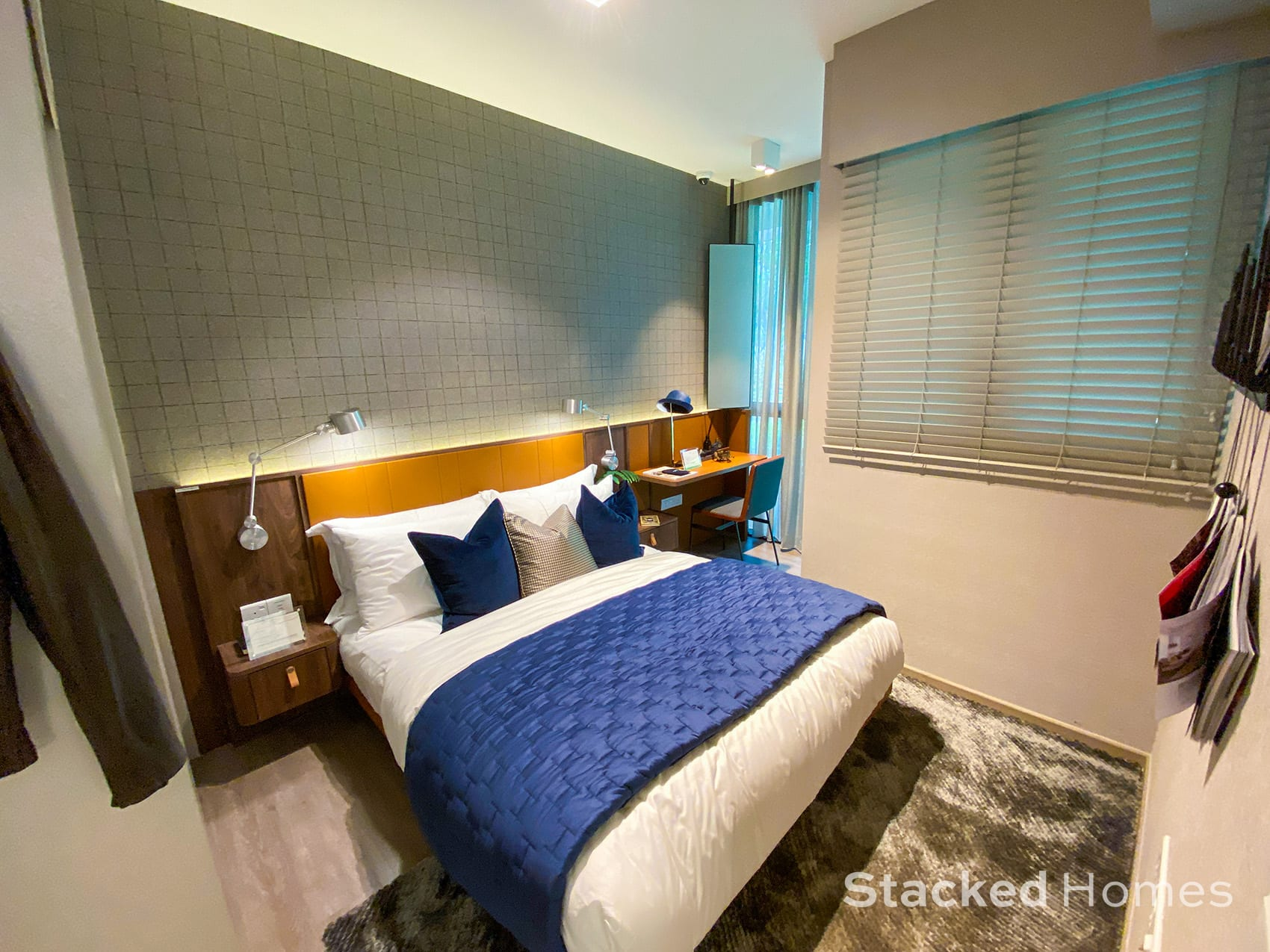 sengkang grand residences 1 bedroom study bedroom